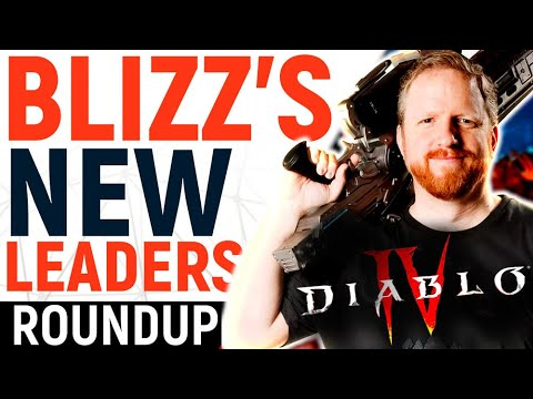 """Blizzard SHAKEUP: ALL Diablo Under NEW Management! """"Fixer"""" Takes Over! Nvidia WRECKS Stadia & MORE!"""