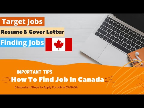 EASIEST WAYS To Get Job In Canada Quickly 👍👍🔥🔥