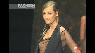 CERRUTI Spring Summer 1994 Paris - Fashion Channel