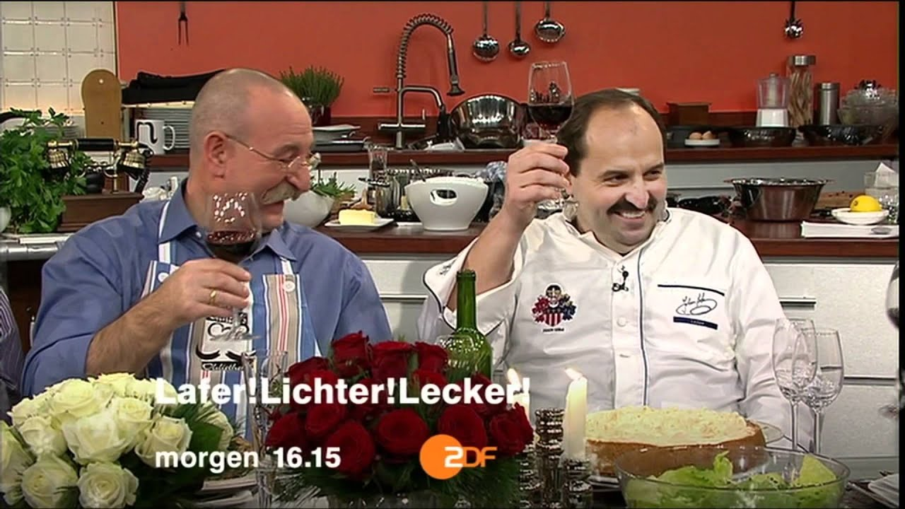 Lafer Lichter Lecker 5 Jahre Jubiläumshow 200 Sendung Vorschau Werbung 10.12.11