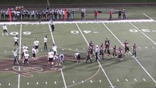 10.19.2016 MHS Football vs. Belle Plaine