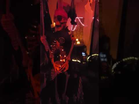 Andres Duarte Elementary School Haunted House 2016