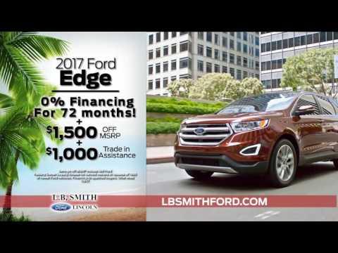 Lb Smith Ford Edge