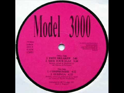Model 3000 - Save Your Jazz