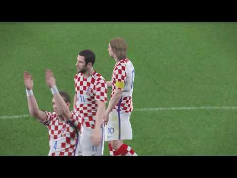FT ICL17 Group D - Algeria vs Croatia