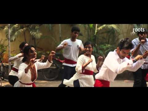 Flash Mob by Roots - Classical and Folk Arts Club, IIT Bombay