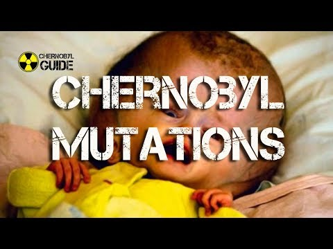 Chernobyl Mutations in Humans and Children of Chernobyl