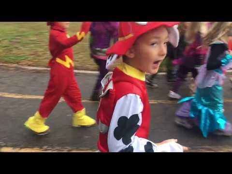 Halloween parade @ Calabash Charter Academy