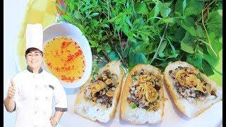Bánh mì hấp nhân thịt vừa ngon lại dễ làm / Nấu Ăn Ngon