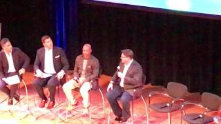 New York Giants Town Hall Interview Of Jerry Reese and Coach Ben McAdoo