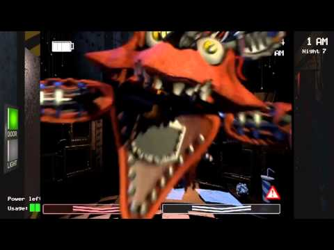 Old/Withered Foxy's New Attack!-Five Nights At Freddy's 2: The Sequel Breakdown (#2)