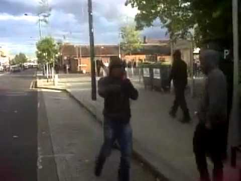 East London Ilford Riot: Part 1
