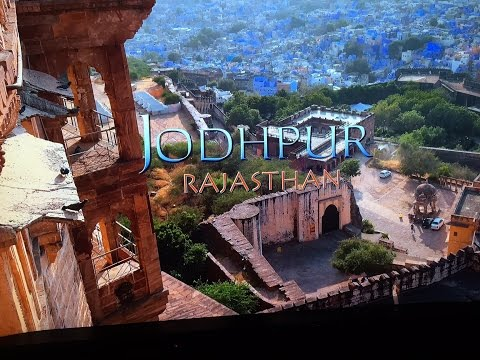 Jodhpur The Blue City 4K