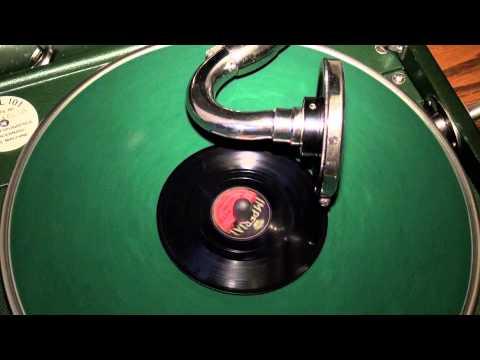 "3½"" Imperial mini Gramophone record"
