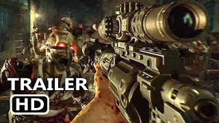 PS4 - Call Of Duty: Black Ops 4 Zombies Cinematic Trailer (2018) Blood of the Dead