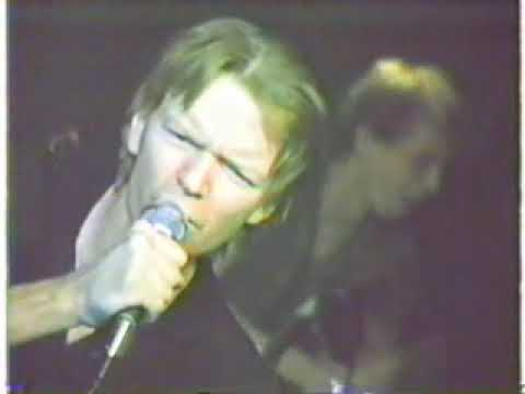 It's Too Late - The Jim Carroll Band