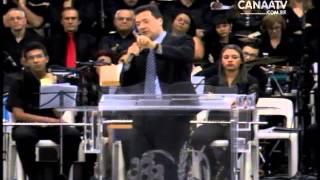 Viver na dimensão do centro da vontade de Deus - Culto 21092014