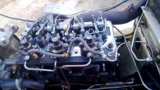 Perkins 3.152 After Cylinder Head Rebuild 3