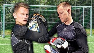 Goalkeeper Protection Gear of TER STEGEN!