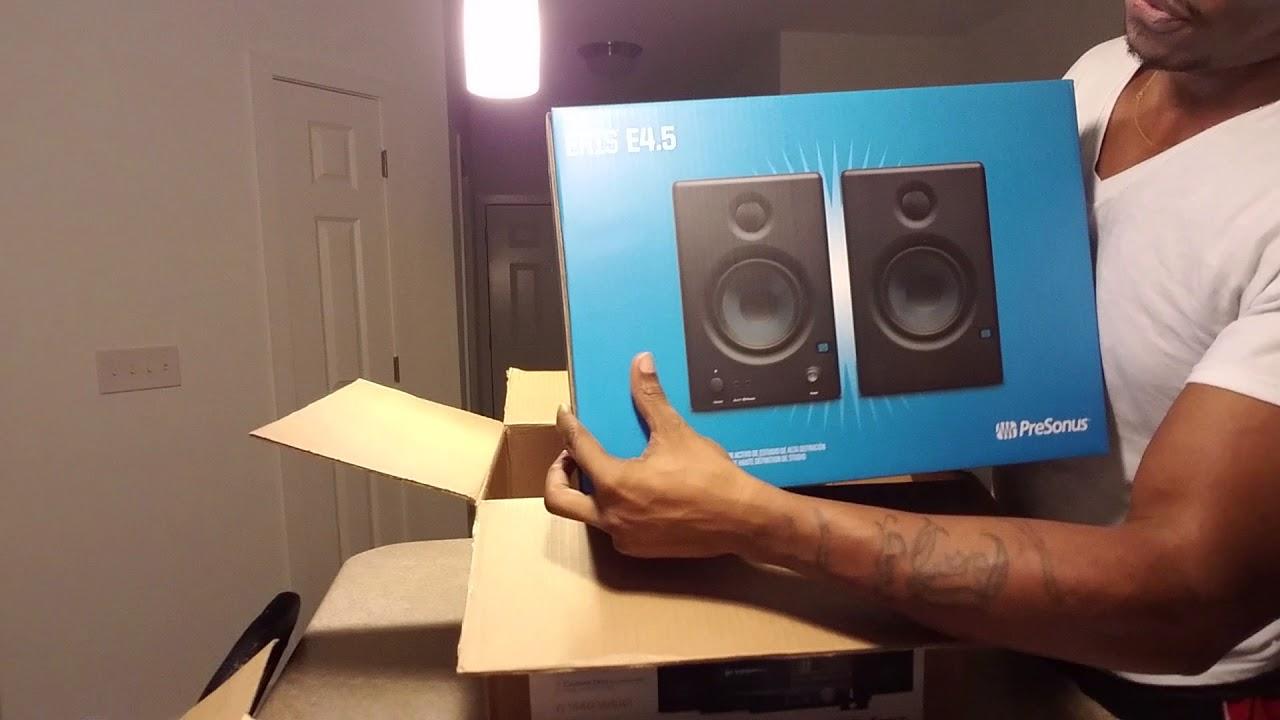 unboxing the presonus studio one 3 recording bundle youtube. Black Bedroom Furniture Sets. Home Design Ideas