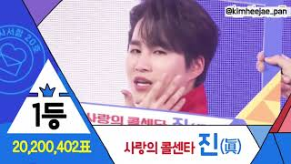 Top6 메인 댄서 김희재 ⭐