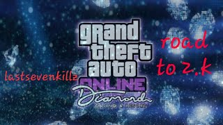 GTA 5 online - countdown to new lucky wheel car and I'm for not livestreaming!!!