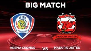 Arema Cronus Vs Madura United, 2 September Hanya Di SCTV (TSC 2016)