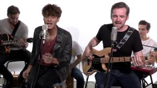 "Paolo Nutini ""Scream Funk My Life Up"" in studio NP Music"