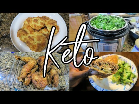 i-ate-so-good...keto-greens/keto-cheddar-biscuits-but-i-gained-😒-what-i-eat-in-a-week-on-keto