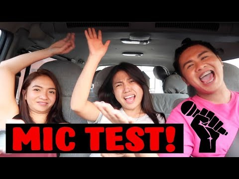 CARPOOL KARAOKE with The Mamshies (Bonus Track: Ilocano Song)