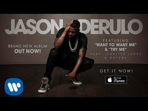 "Jason Derulo - ""Try Me"" ft. J.Lo & Matoma (Official Audio)"