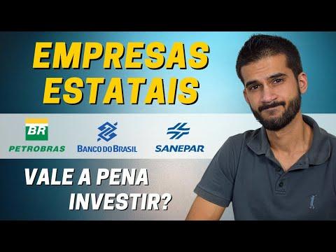 Vale a Pena Investir em Ações de Empresas Estatais? Intervenção do Governo na #PETR, #BBAS e #SAPR