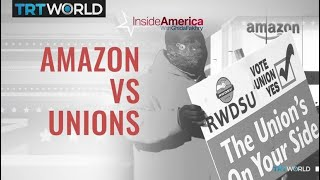 Amazon vs Unions | Inside America with Ghida Fakhry