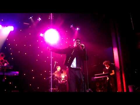 Sam Sparro - The Moon and the Stars Tour, Part II
