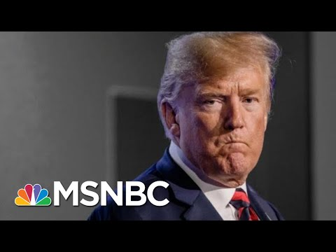 How President Trump\'s Government Shutdown Is Affecting National Security | The 11th Hour | MSNBC