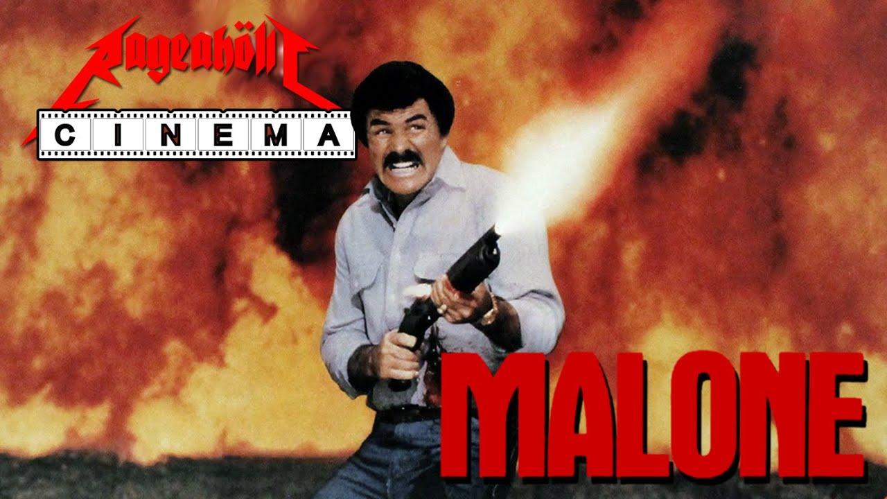RAZORFIST: Rageaholic Cinema: MALONE (1987)