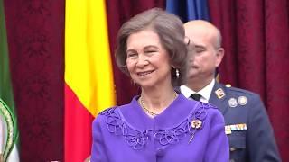 Entrega del I Premio Juan Antonio Carrillo Salcedo a la Fundación Reina Sofía