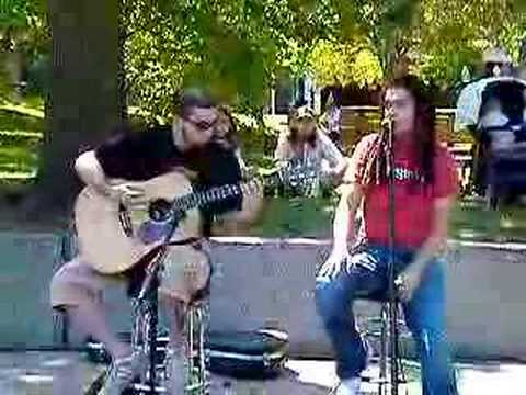 Nonpoint - acoustic- in the air tonight