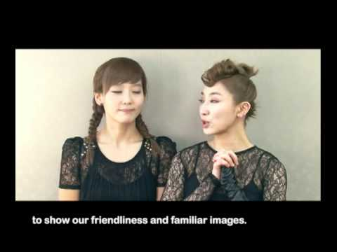 The Grace - DANA&SUNDAY 천상지희 다나&선데이 ALBUM PROMOTIONAL VIDEO