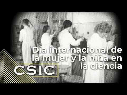 El CSIC celebra el Día Internacional de la Mujer y la Niña en la Ciencia
