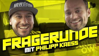 HOW DEEP? // FRAGERUNDE MIT PHILIPP KAESS IM RS4
