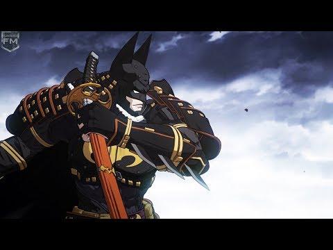 Ninja Batman vs Joker [Part 1] | Batman Ninja
