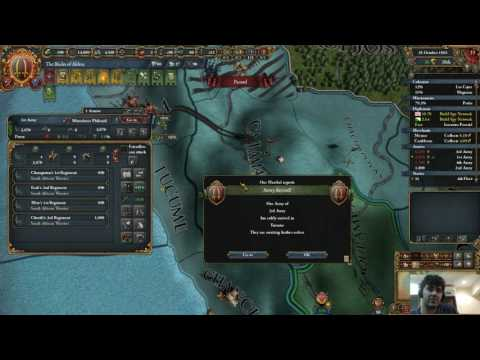 EUIV CNS: 4 Southern Sieges