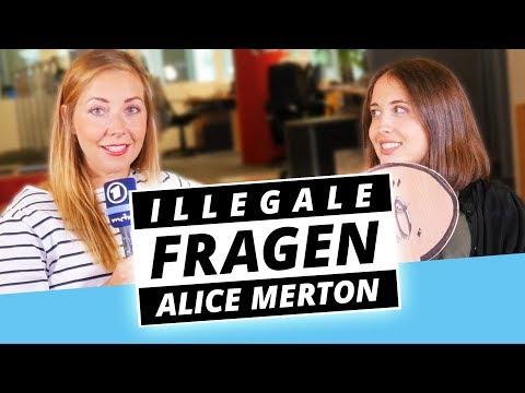 ALICE MERTON - ohne Furcht ohne Heimat & ohne Abschluss - Illegale Fragen
