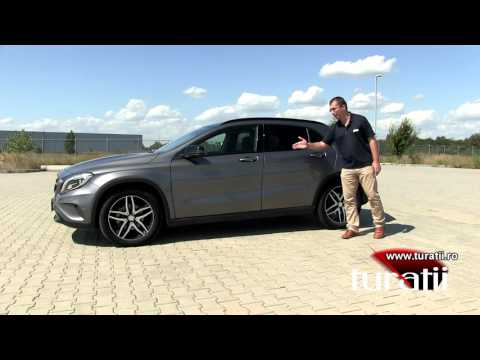 Mercedes-Benz GLA 200 CDI 7G-DCT 4Matic explicit video 1 of 3
