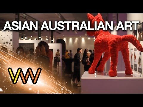 Celebration of Asian Australian Art | Crossing Boundaries