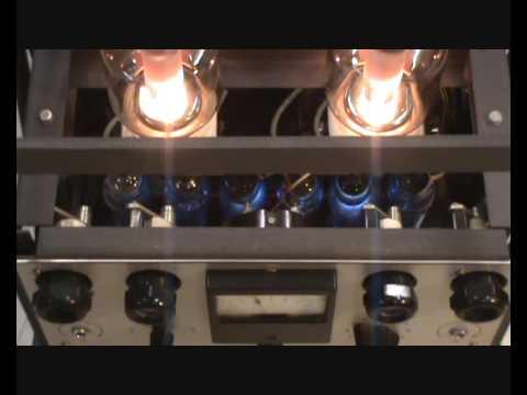 1000W Amplifier Philips EL6471 at full power