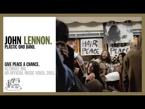 Give Peace A Chance - Plastic Ono Band