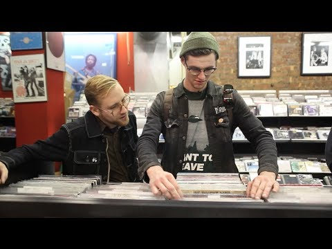 Record Selection with Doyle & Bobby (Cloakroom)