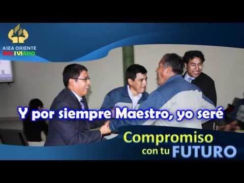 MAESTROS DE FE - ASEA